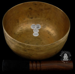 #12497 Special Deal Buddha singing bowl (medium)